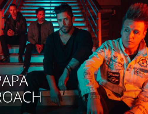 AMPED™ FEATURED ALBUM OF THE WEEK: PAPA ROACH/GREATEST HITS, VOL. 2: THE BETTER NOISE YEARS