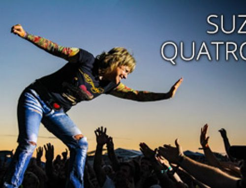 AMPED™ FEATURED ALBUM OF THE WEEK: SUZI QUATRO/THE DEVIL IN ME