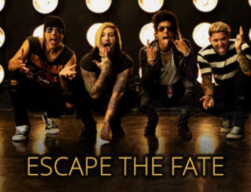 AMPED™ FEATURED ALBUM OF THE WEEK: ESCAPE THE FATE/CHEMICAL WARFARE