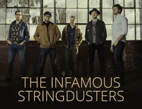 AMPED™ FEATURED ALBUM OF THE WEEK: THE INFAMOUS STRINGDUSTERS/RISE SUN