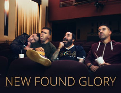 AMPED™ FEATURED ALBUM OF THE WEEK: NEW FOUND GLORY/FROM THE SCREEN TO YOUR STEREO 3