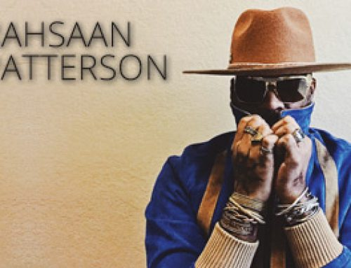 AMPED™ FEATURED ALBUM OF THE WEEK: RAHSAAN PATTERSON/HEROES & GODS