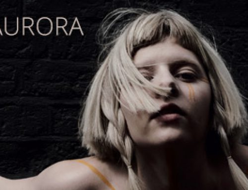 AMPED™ FEATURED ALBUM OF THE WEEK: AURORA/A DIFFERENT KIND OF HUMAN (STEP 2)