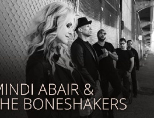 AMPED™ FEATURED ALBUM OF THE WEEK: MINDI ABAIR AND THE BONESHAKERS/NO GOOD DEED