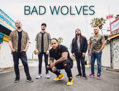 AMPED™ FEATURED ALBUM OF THE WEEK: BAD WOLVES/N.A.T.I.O.N.