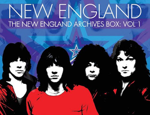 NEW ENGLAND/Archives Box, Vol. 1 review!