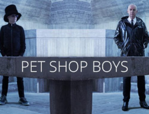 AMPED™ FEATURED ALBUM OF THE WEEK: PET SHOP BOYS/HOTSPOT