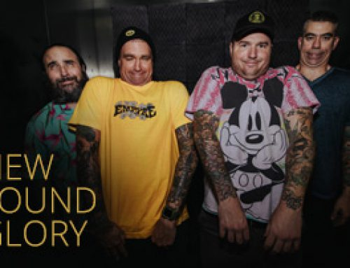 AMPED™ FEATURED ALBUM OF THE WEEK: NEW FOUND GLORY/FOREVER + EVER X INFINITY