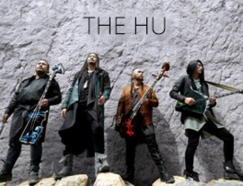 AMPED™ FEATURED ALBUM OF THE WEEK: THE HU/THE GEREG (DELUXE EDITION)