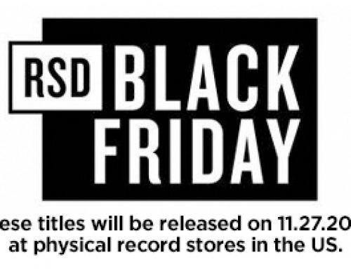 RECORD STORE DAY: Black Friday 2020 titles from the folks at AMPED