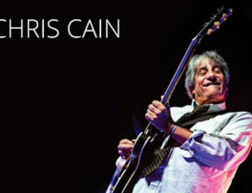 AMPED™ FEATURED ALBUM OF THE WEEK: CHRIS CAIN/RAISIN' CAIN
