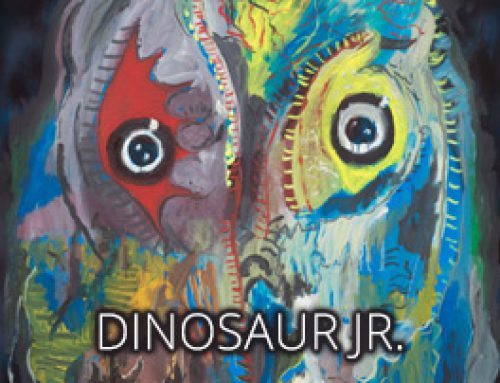 AMPED™ FEATURED ALBUM OF THE WEEK: DINOSAUR JR./SWEEP IT INTO SPACE