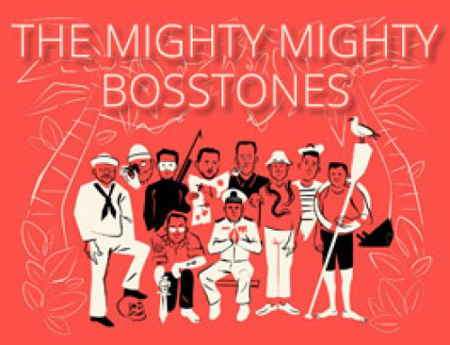 AMPED™ FEATURED ALBUM OF THE WEEK: THE MIGHTY MIGHTY BOSSTONES/WHEN GOD WAS GREAT